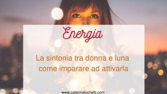 Donna e Luna Caterina Luchetti Natural Coach